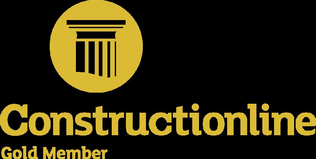 Construction Line Gold